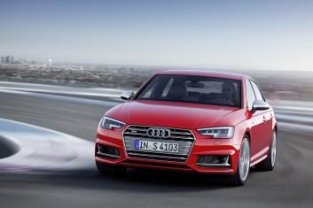 Audi Berline S4