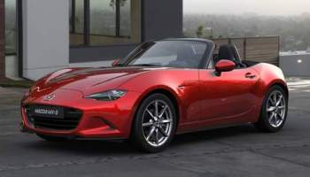 Mazda MX 5 voiture de sport à 30 000 €