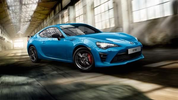 Les meilleures voitures de sport pour 30 000 € Toyota GT86
