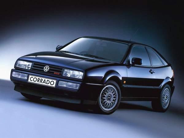 Volkswagen Corrado est un coupé puissant que l'on peut s'offrir pour pas cher