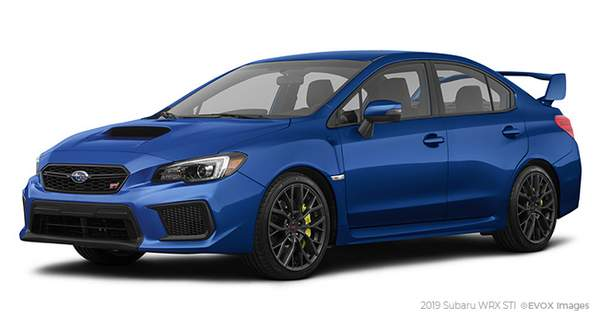 Meilleures voitures sportives : Subaru WRX