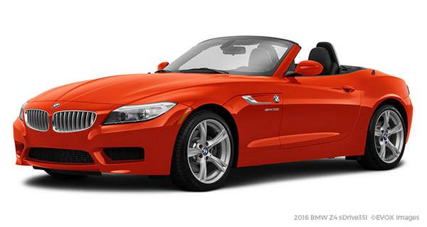 Meilleures voitures sportives : BMW Z4
