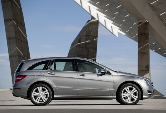 Les Voitures Familiales Proposes Par Mercedes Voiture