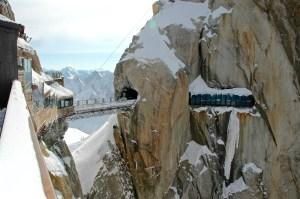 Aguille du Midi, Chamonix, France