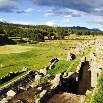 Sacsywaman, Sacred Valley, Cusco