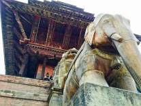 Hindu Temple, Bhaktapur, Kathmandu