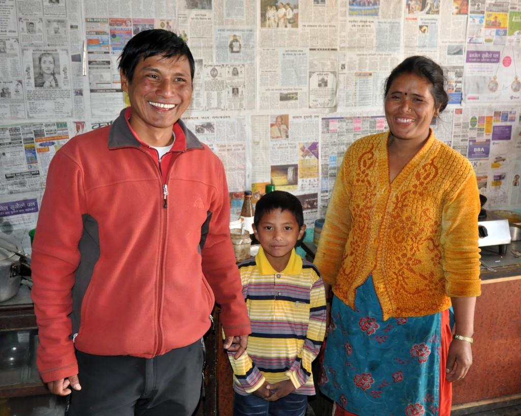 Dal's family