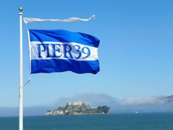 Pier 39 & Alcatraz Island
