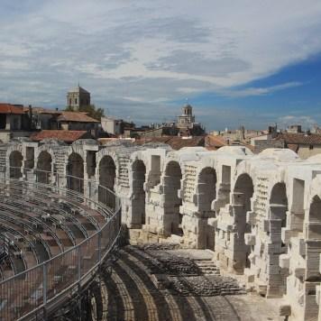 Roman Amphitheater, Arles, France