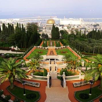Haifa, Bahá - Israel
