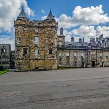 Holyroodhouse, Edinburgh