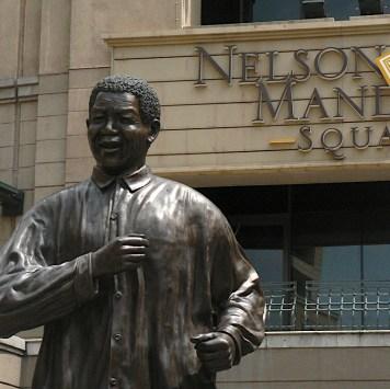 Nelson Mandela Statue, Pretoria, Johannesburg, South Africa