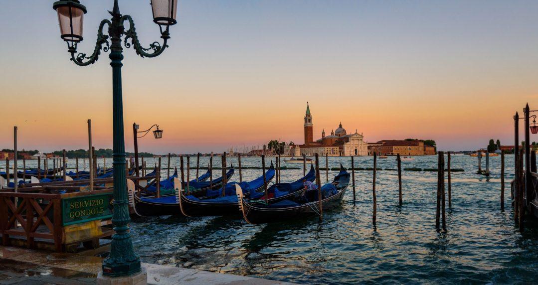 Venice Gondolas, Italy