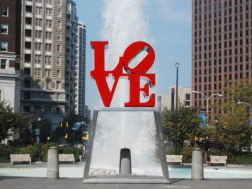 Philadelphia Love Park, PA