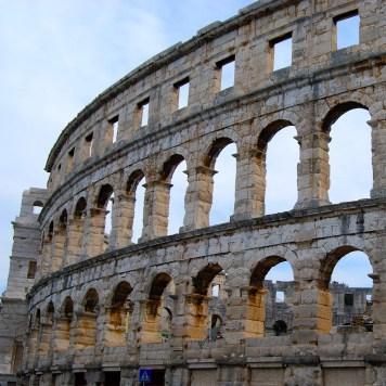 Pula, Croatia - Coliseum