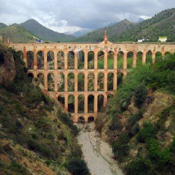 Acueducto del Águila Real, Nerja