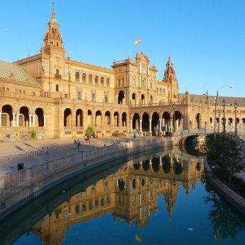 Seville, Place de Espagne
