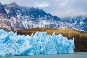 Gray Glacier, Torres del Paine National Park, Chile   Volant Travel