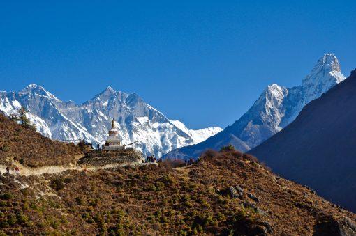Mount Everest Base Camp Trail, Sagarmatha National Park, Nepal