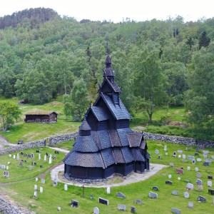 Borgund Stave Church, Steinklepp, Norway | Volant Travel
