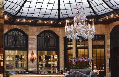 Palmen Restaurant, Grand Hotel Oslo by Scandic | Oslo, Norway