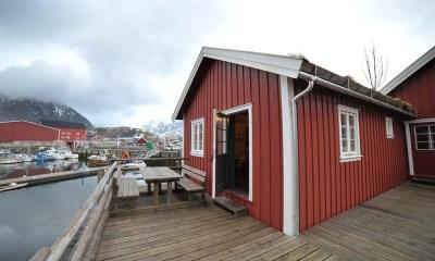 Reine Rorbu, Reine, Norway