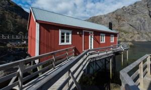 Rorbu Exterior, Nusfjord, Lofoten Islands, Norway.jpeg