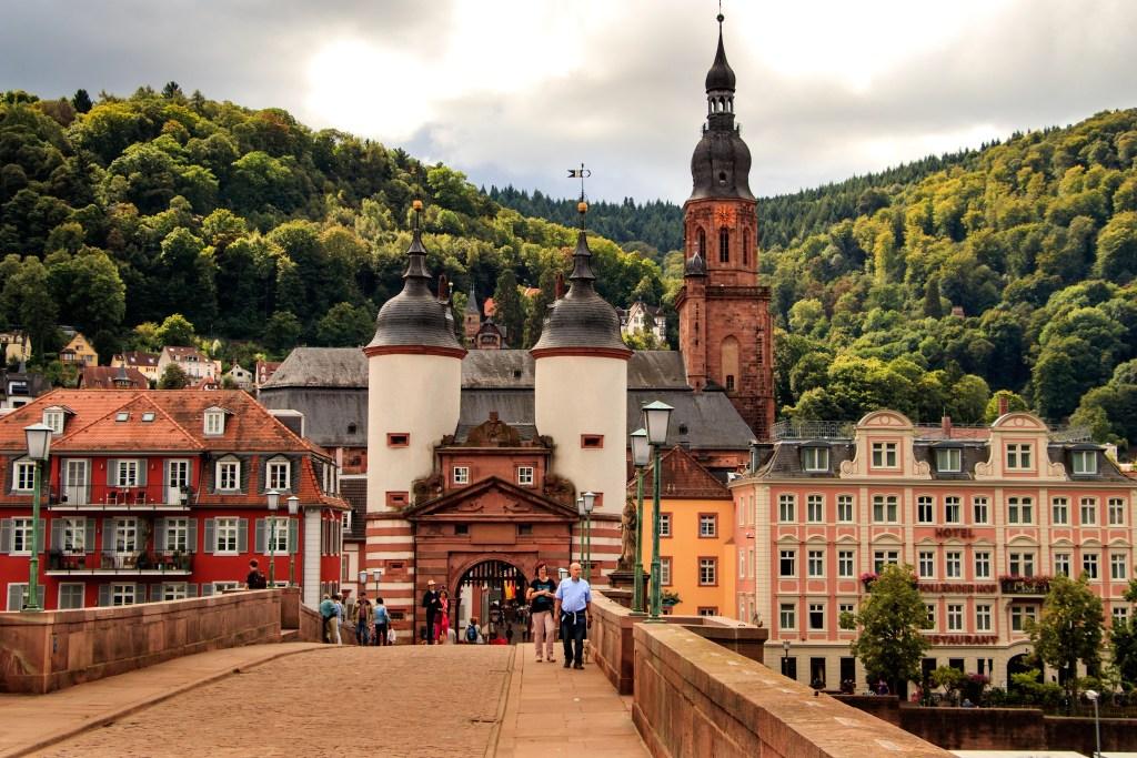 Heidelberg Bridge, Germany