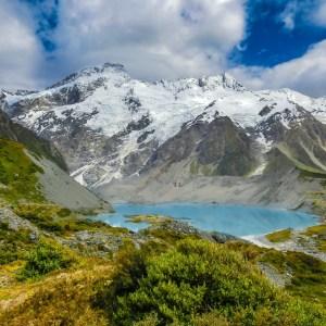 Mountains, South Island, New Zealand