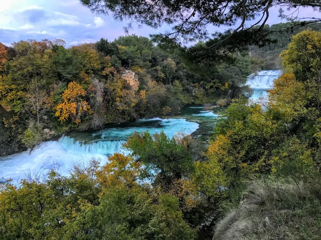 Kirka National Park, Croatia