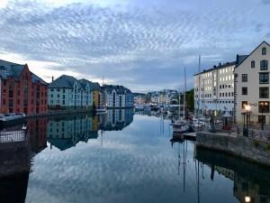 Alesund, Norway Evening Sky | Volant Travel