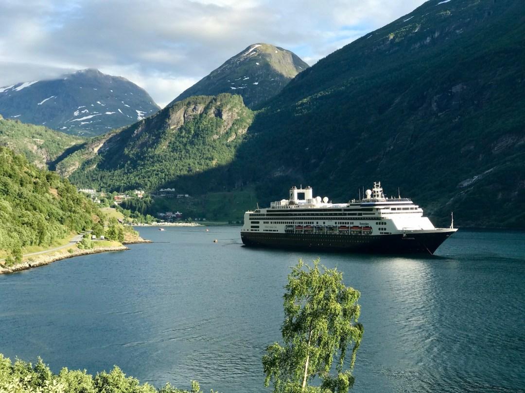 Geirangerfjord, Geiranger, Norway | Volant Trave 3l