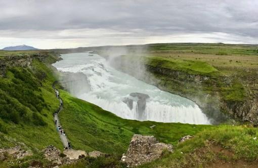 Gullfoss, Golden Circle, Iceland | Volant Travel
