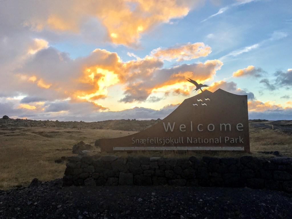 Snaefelljökull National Park, Iceland