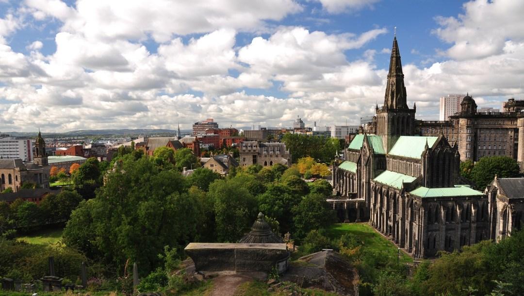 Glassgow Cathedral, Scotland