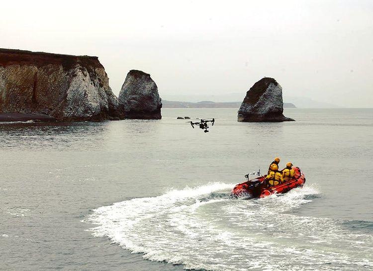 lifeboat chase