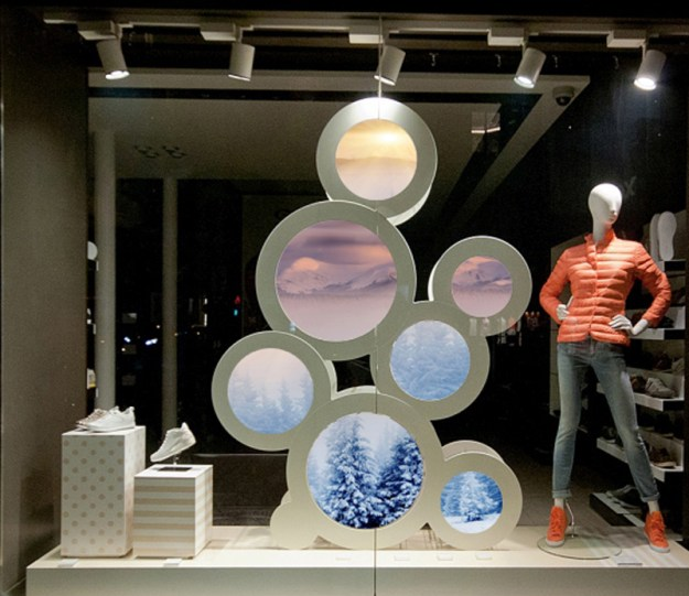 Retail Display Window