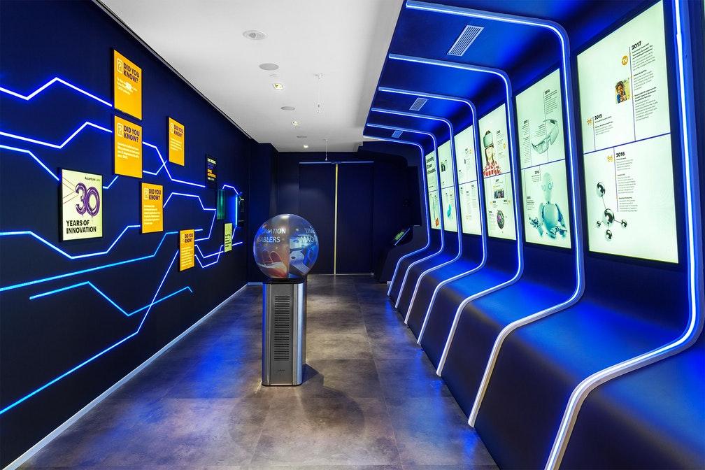 interactive globe 2
