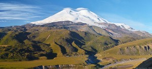 Mount Elbrus (photo: Lev Kalmykov)