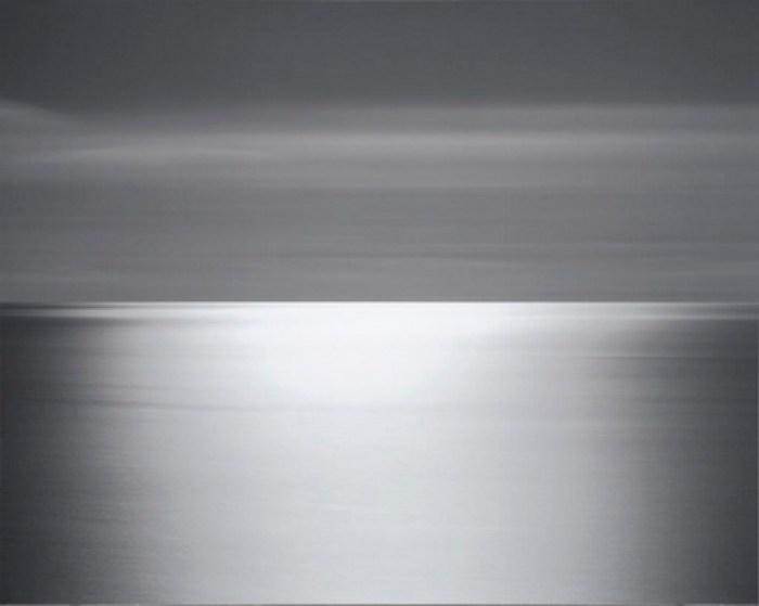 North Atlantic seascape (Hiroshi Sugimoto, WikiArt)