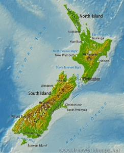 New-Zealand-Satellite-Map