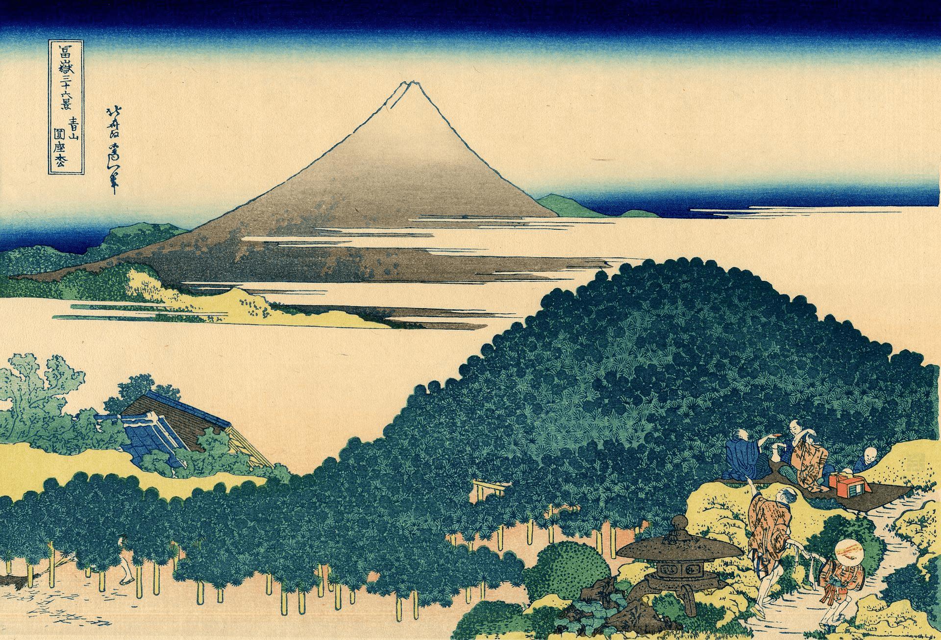 Images of Mount Fuji | VolcanoCafe