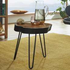 Bagli -apupöytä halkaisija 35 cm