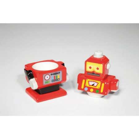 Munakuppi Eierbecher Robot (2 kpl) Lajitelma