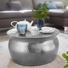 Karam sohvapöytä hopea 60 cm