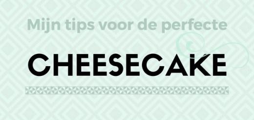 tips voor cheesecake