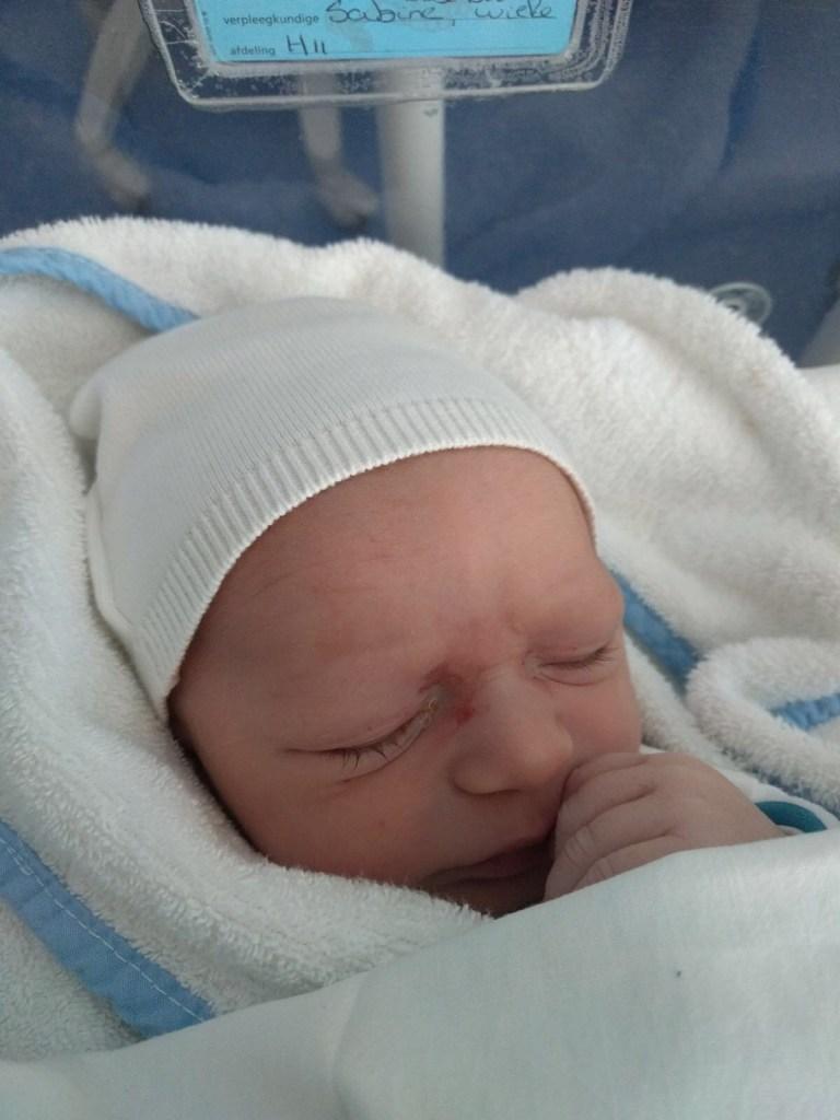 Siem geboren - zoon José