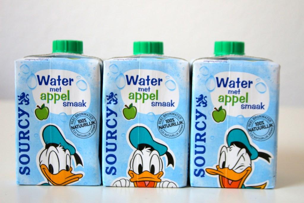 sourcy water voor kinderen