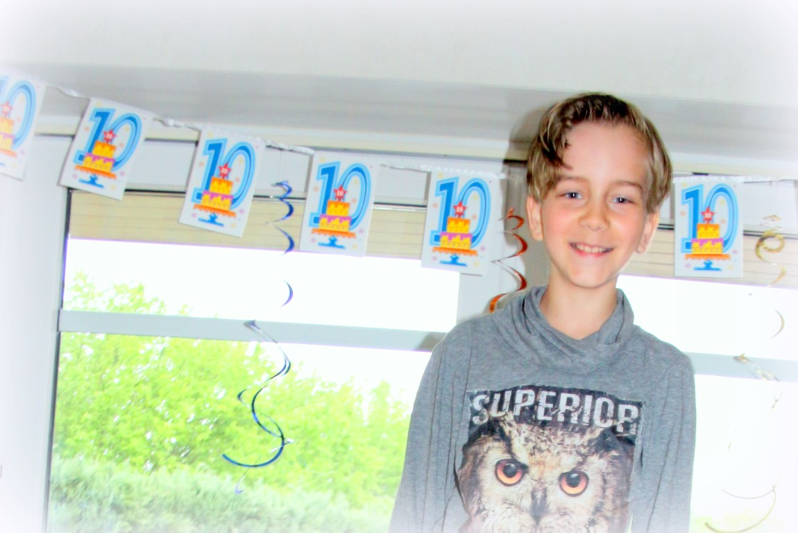 verjaardagscadeau jongen 8 jaar