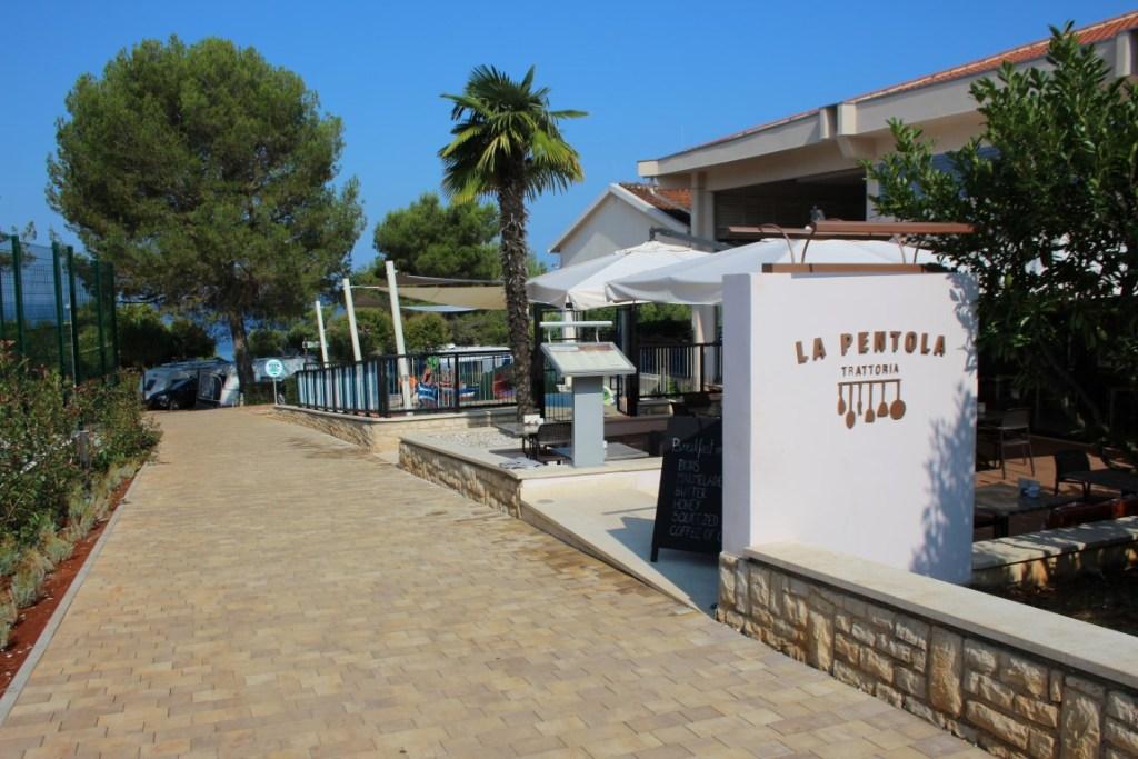 La Pentola, lekker eten op Camping Premium Resort Lanterna